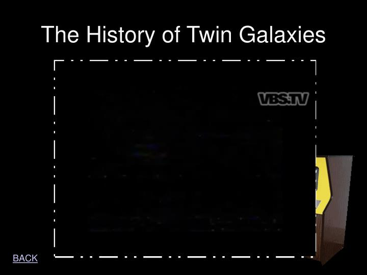 The History of Twin Galaxies