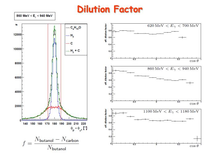 Dilution Factor