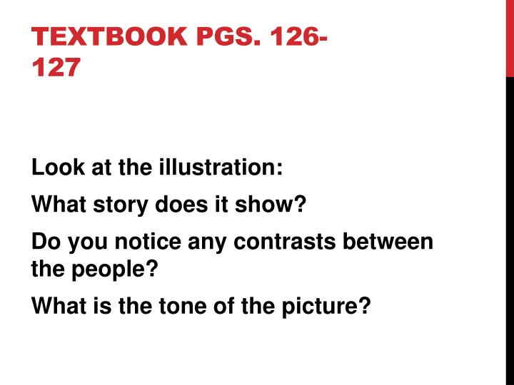 Textbook pgs. 126-127