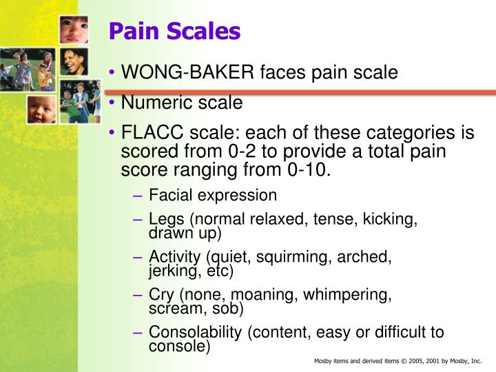 Pain Scales