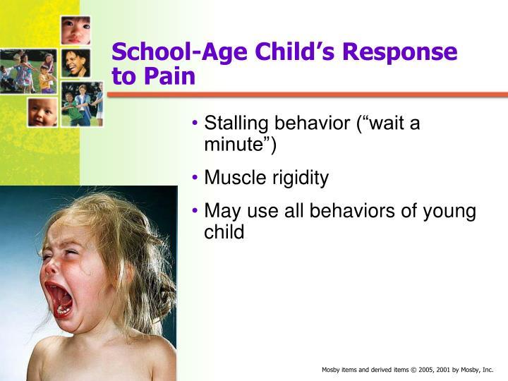 School-Age Child's Response