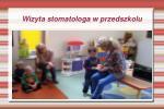 wizyta stomatologa w przedszkolu