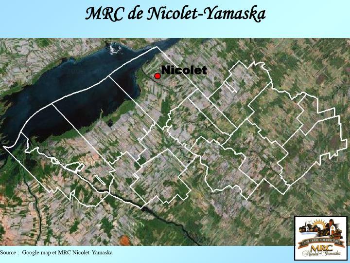 MRC de Nicolet-Yamaska