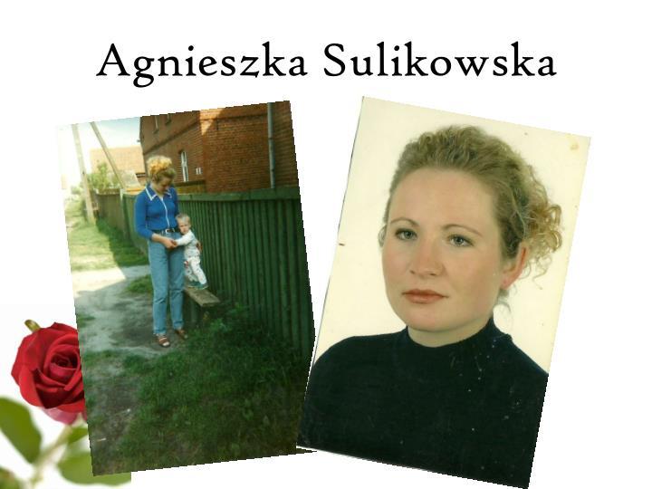 Agnieszka Sulikowska