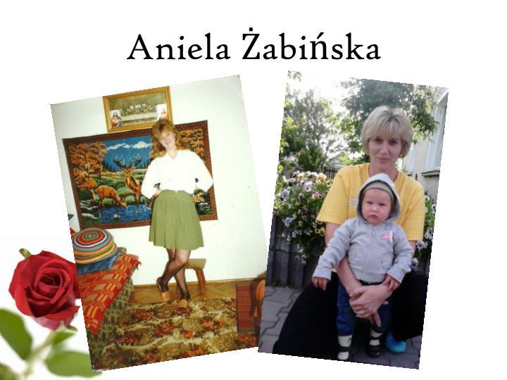 Aniela Żabińska