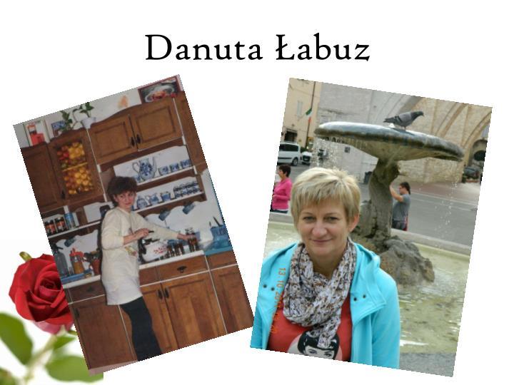 Danuta Łabuz