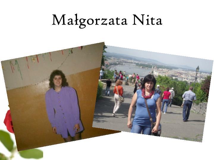 Małgorzata Nita