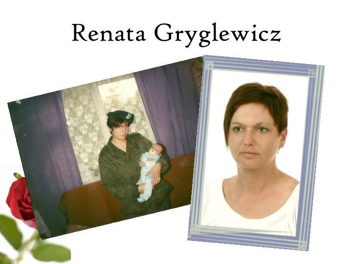 Renata Gryglewicz