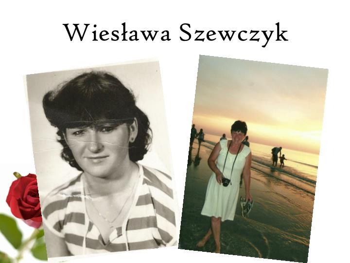Wiesława Szewczyk