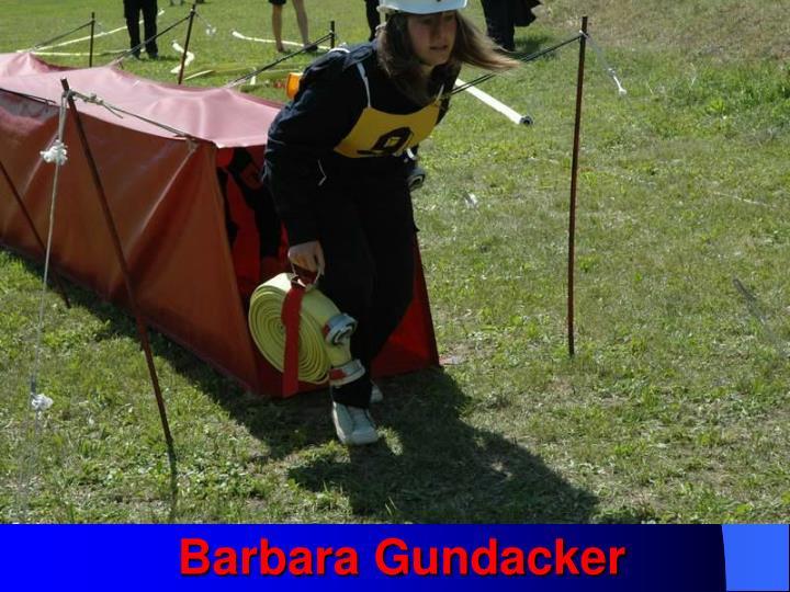 Barbara Gundacker