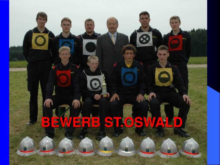 BEWERB ST.OSWALD