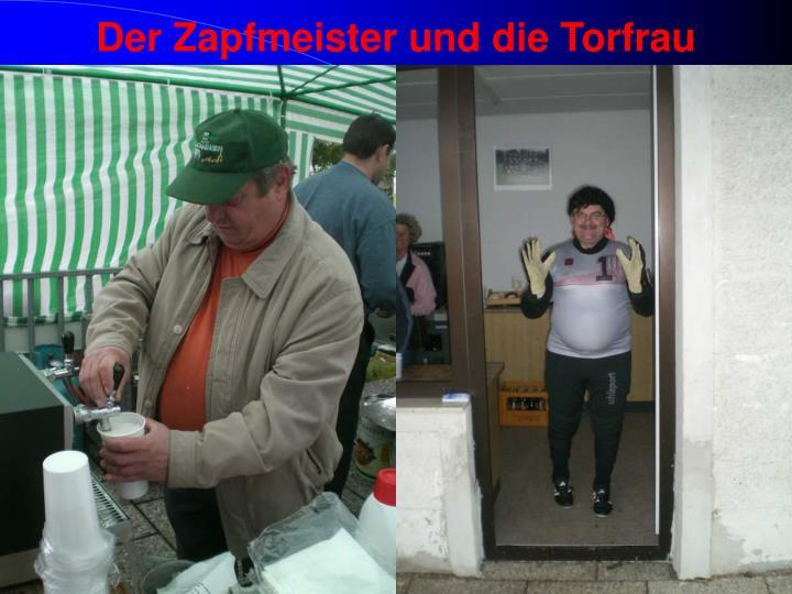 Der Zapfmeister und die Torfrau