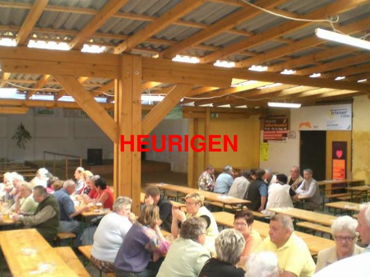 HEURIGEN