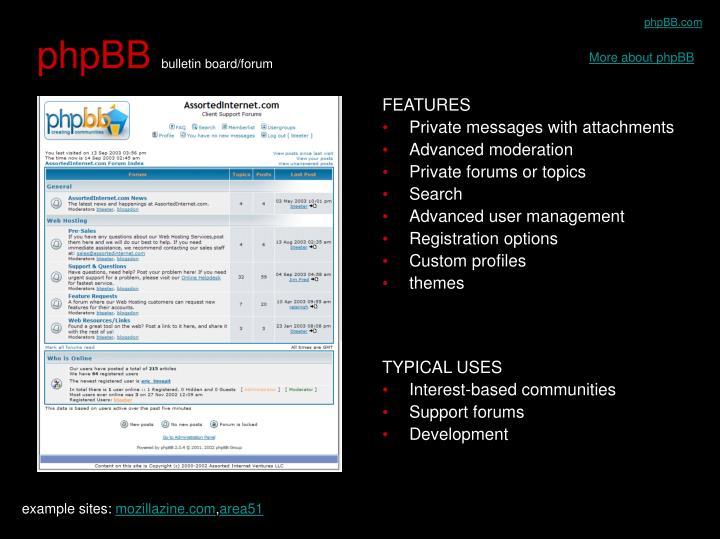phpBB.com