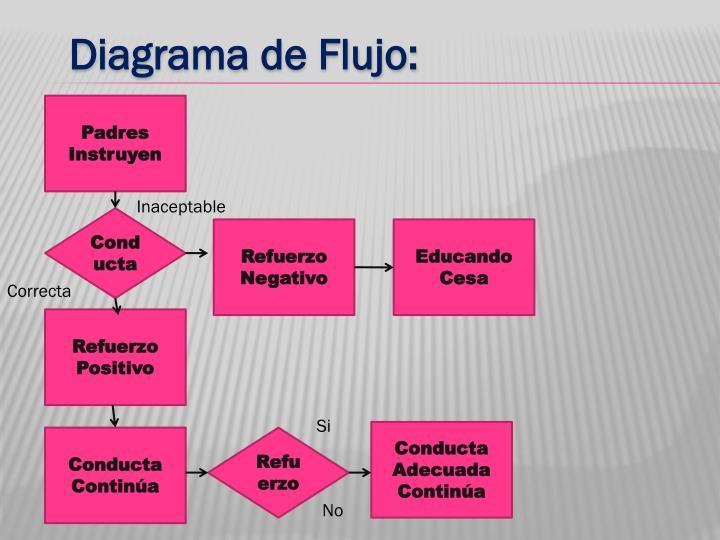 Diagrama de Flujo: