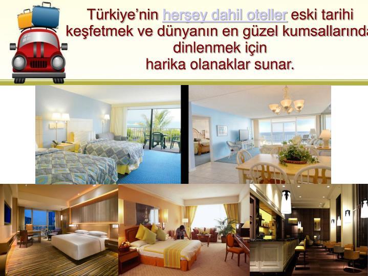 Türkiye'nin