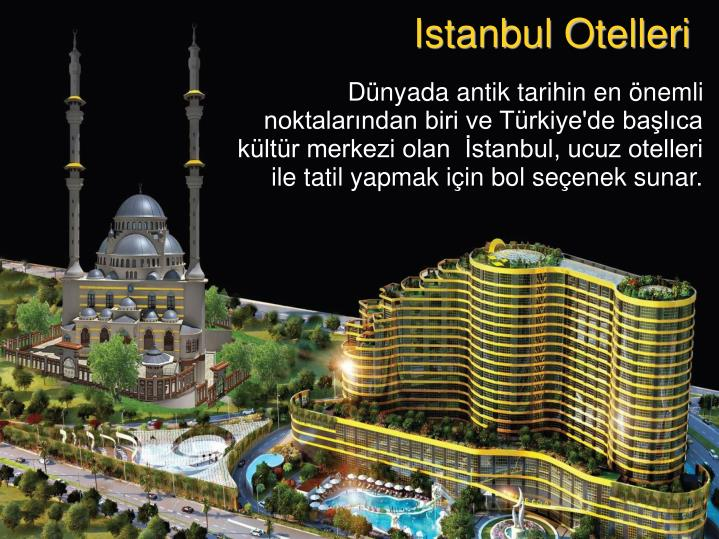 Istanbul Otelleri