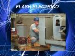 flash electrico