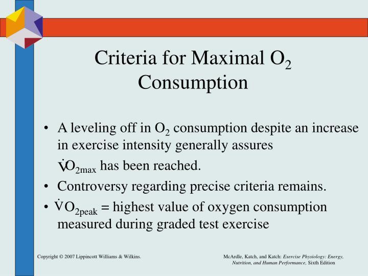Criteria for Maximal O