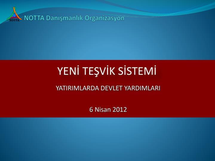 NOTTA Danışmanlık Organizasyon