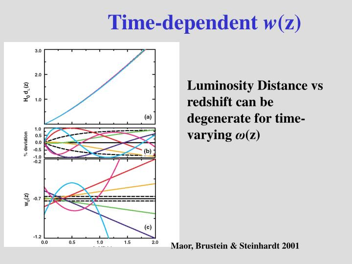 Time-dependent