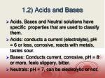 1 2 acids and bases
