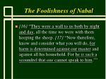the foolishness of nabal12