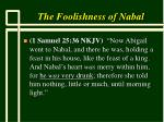 the foolishness of nabal22