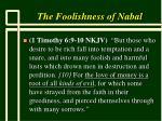 the foolishness of nabal3