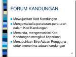 forum kandungan