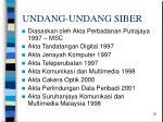 undang undang siber