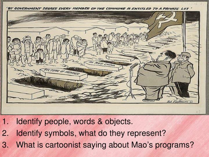 Identify people, words & objects.