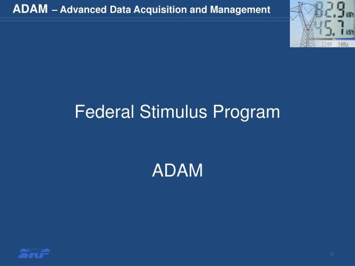 Federal Stimulus Program