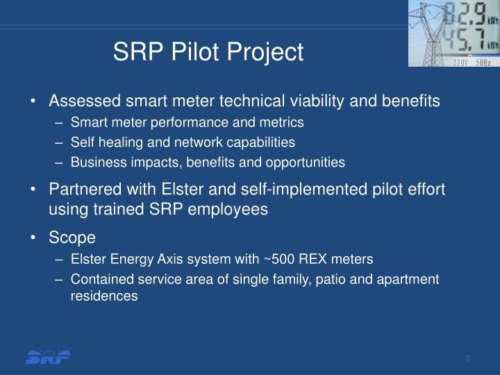 Srp pilot project