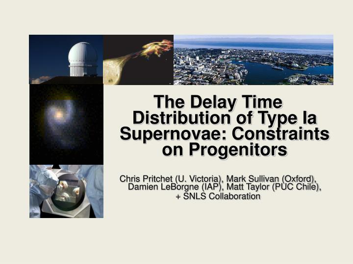The Delay Time Distribution of Type Ia Supernovae: Constraints on Progenitors
