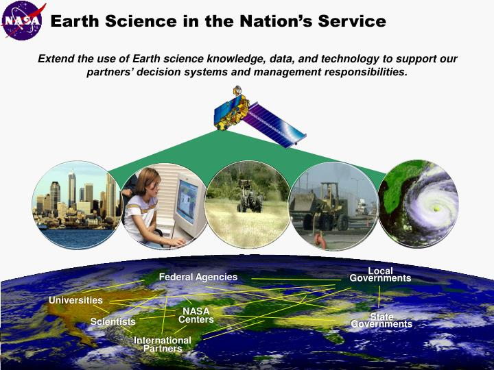 Earth science in the nation s service
