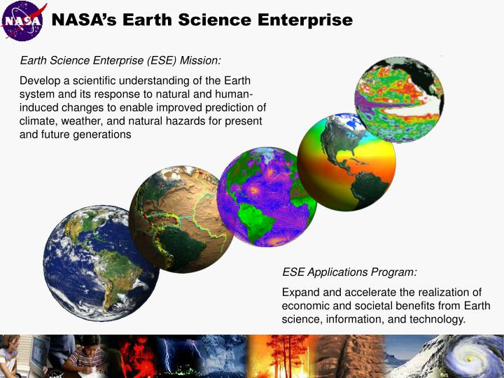 NASA's Earth Science Enterprise
