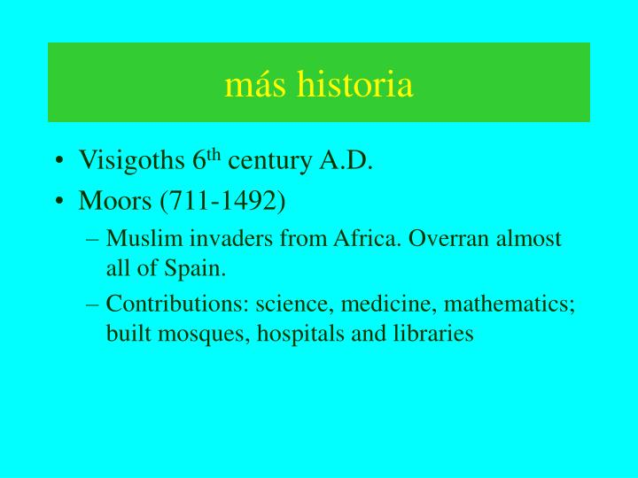 M s historia