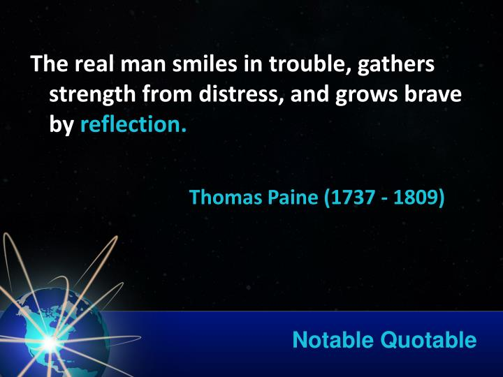 Notable Quotable