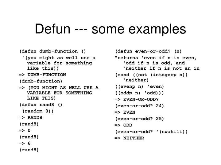 (defun dumb-function ()