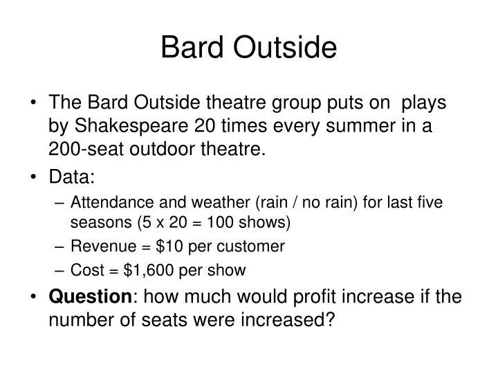 Bard Outside