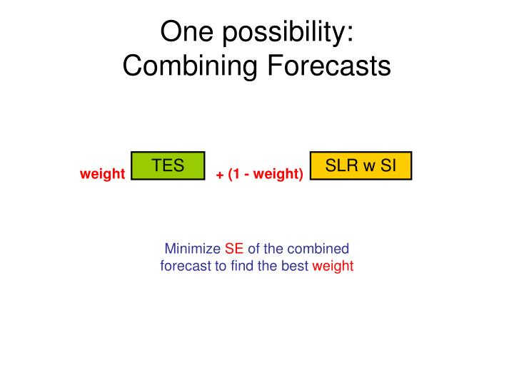 One possibility: