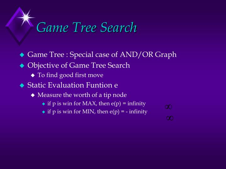 Game Tree Search