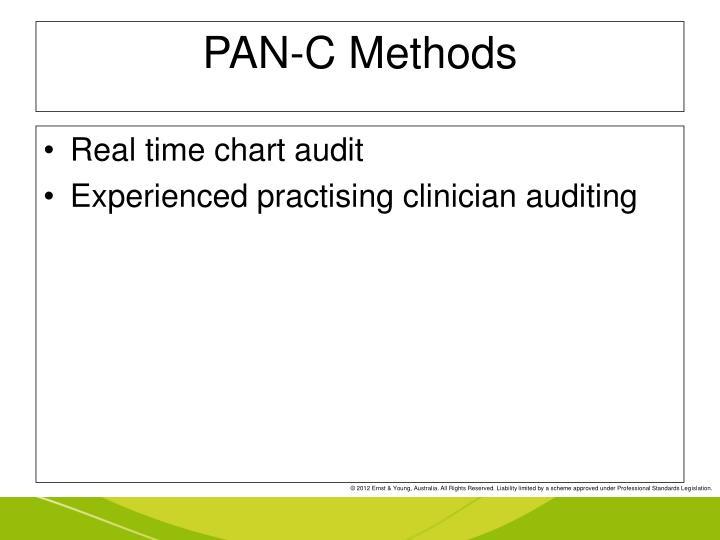 PAN-C Methods