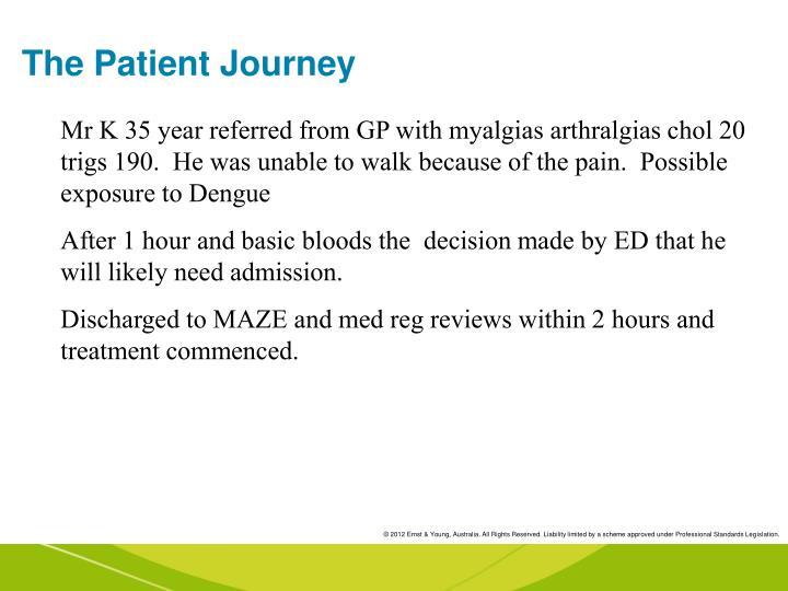 The Patient Journey