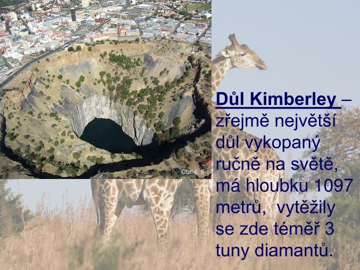 Důl Kimberley