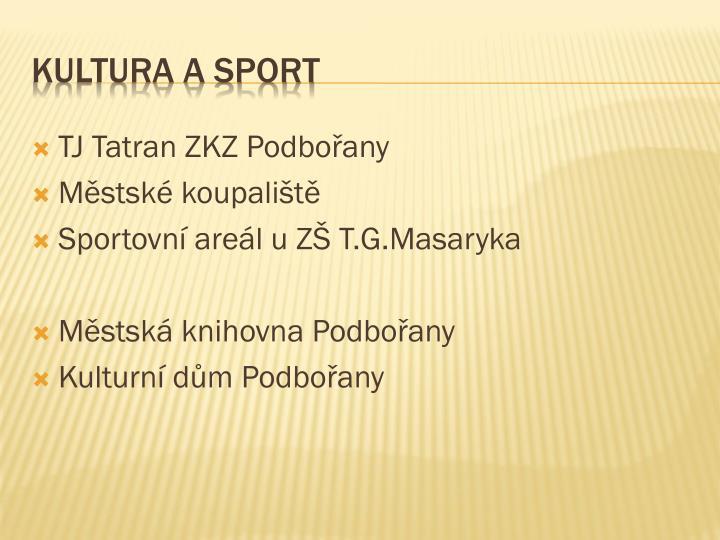 TJ Tatran ZKZ Podbořany