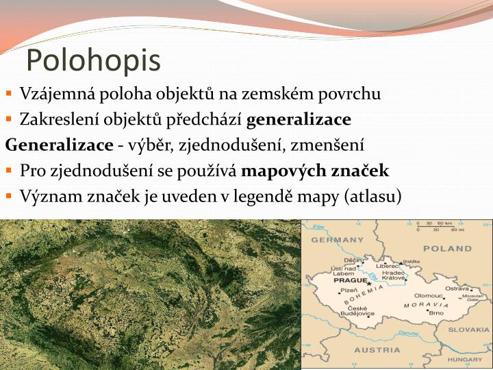 Polohopis