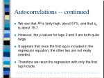 autocorrelations continued1