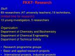 fkkt research